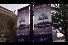 AOPA Summit 2013 - In 30 Seconds!